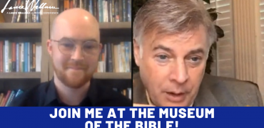 Join me at the Museum of the Bible! – Interview With Michael McAfee