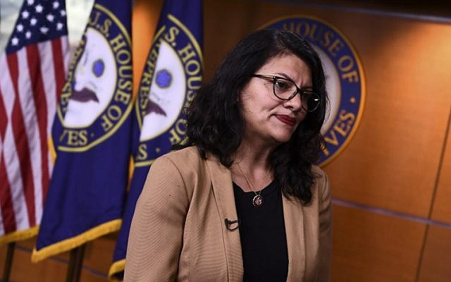 Rep. Rashida Tlaib  retweeted then removed a tweet falsely accusing Israelis for the death of a Palestinian eight-year-old boy.