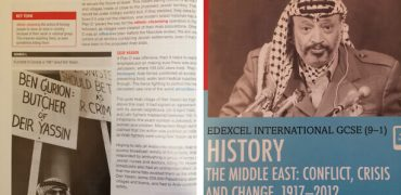 Publisher Denies Anti-Israel Bias In GCSE Textbook But Updates It For 'Balance'