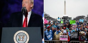 2020 March for Life Rally