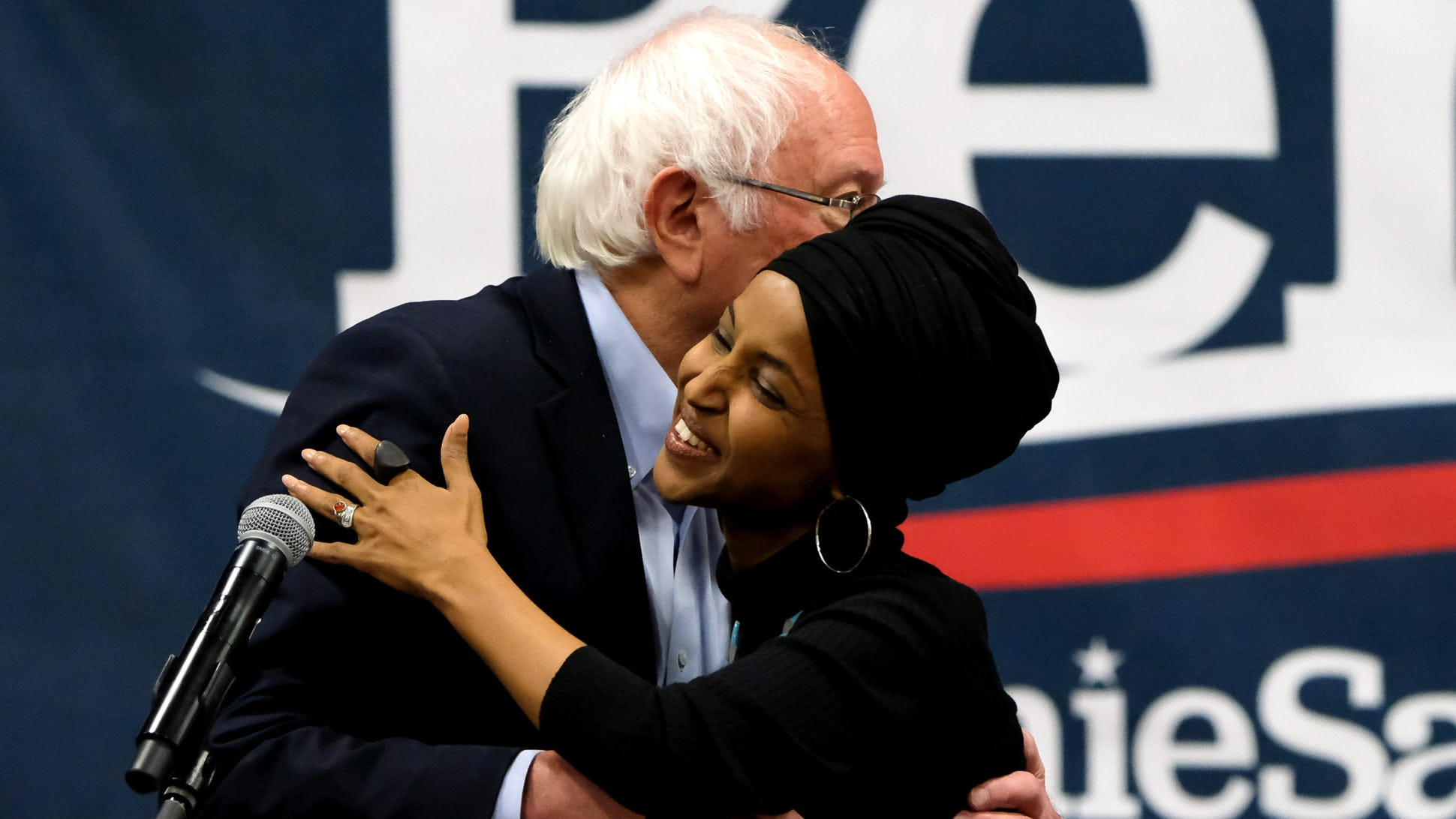 Bernie Sanders, now the front runner for the Democratic presidential nomination, attacked the American Israel Public Affairs Committee (AIPAC) and they in turn, condemned him for it.
