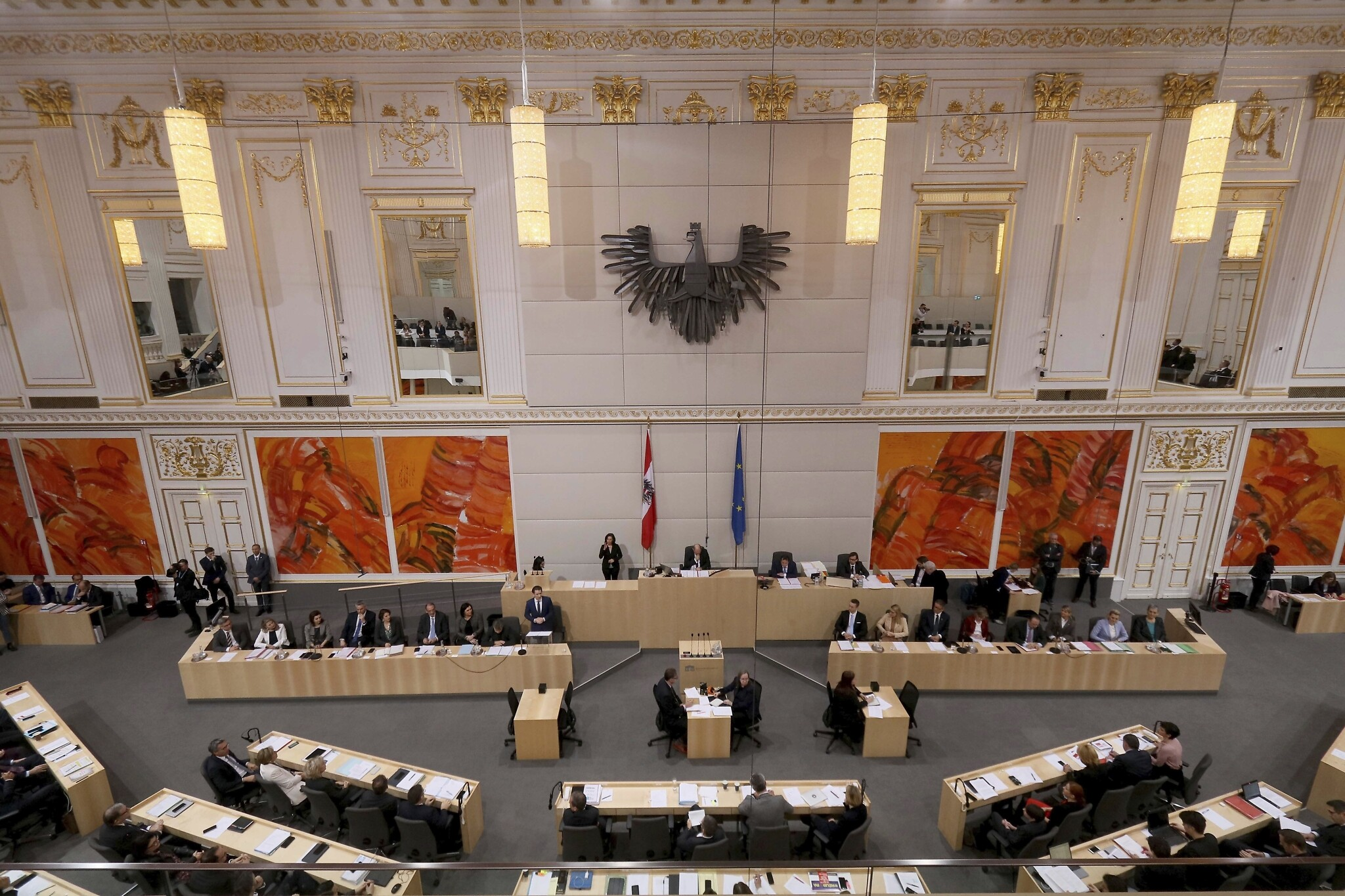 A resolution calling on the government of Austria to condemn the Boycott, Divestment, and Sanctions (BDS) movement against Israel was passed unanimously on Thursday by their parliament.