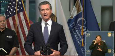 Gavin Newsom california