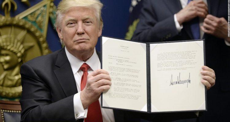 trump executive order immigration