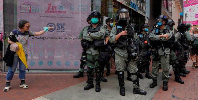 end of hong kong autonomy