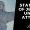 Another Fake Race Hoax & Statues Of Jesus Under Attack