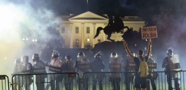 Washington D.C. Rioting