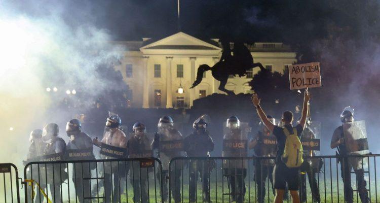 Washington D.C. Rioting