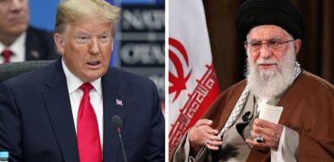 trump iran arrest warrant