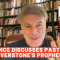 Lance Discusses Pastor Dana Coverstone's Prophecy