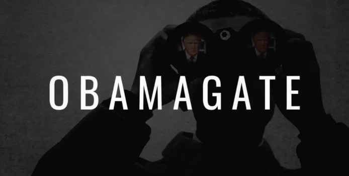 what is obamagate