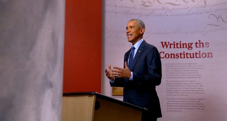 Barrack Obama DNC 2020