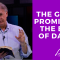 Firewall: The Great Promise In The Book Of Daniel