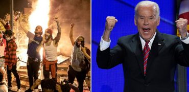 Meet Joe Biden's rioters