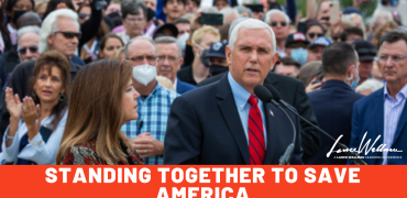 Standing Together To Save America