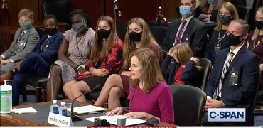 Watch Amy Coney Barrett's Opening Statement Before the Senate (VIDEO)