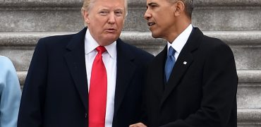 Donald Trump Unseats Barack Obama as Gallup's Most Admired Man