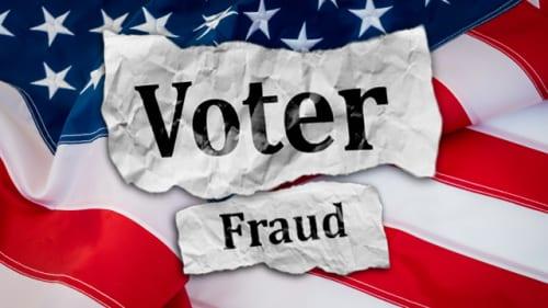 Rasmussen 47 percent voter fraud