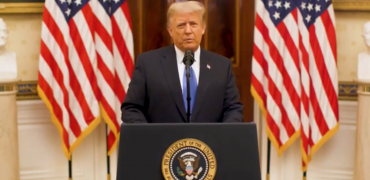 WATCH: President Donald Trump's Farewell Address