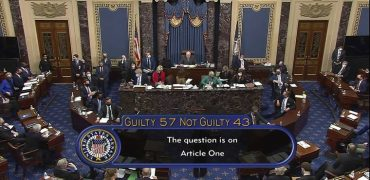 Donald Trump Senate Trial