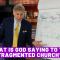 What Is God Saying To The Fragmented Church?